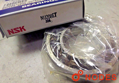 NSK NU208EW Cylindrical roller bearings