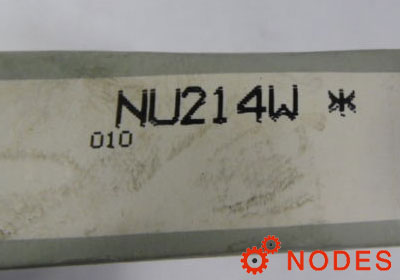 NSK NU214W Cylindrical roller bearings