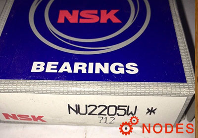NSK NU2205 Cylindrical roller bearings