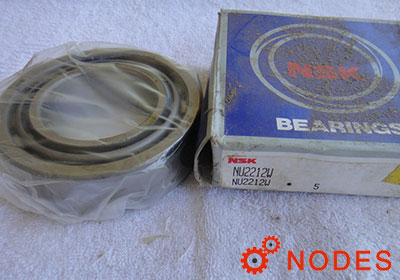 NSK NU2212W Cylindrical roller bearings