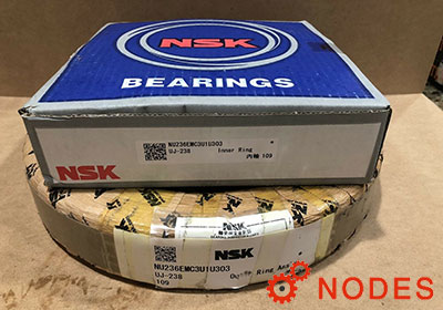 NSK NU236EMC3 Cylindrical roller bearings