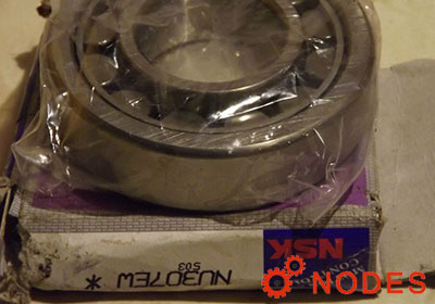 NSK NU307EW Cylindrical roller bearings