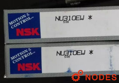 NSK NU310EW Cylindrical roller bearings