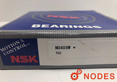 NSK NU408 Cylindrical roller bearings