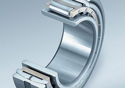 NSK Cylindrical Roller Bearings with Aligning Rings