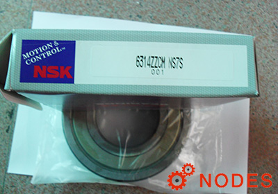 NSK 6314ZZ Deep groove ball bearings