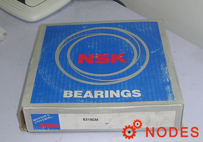 NSK 6319 Deep groove ball bearings