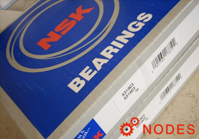 NSK 6319C3 Deep groove ball bearings