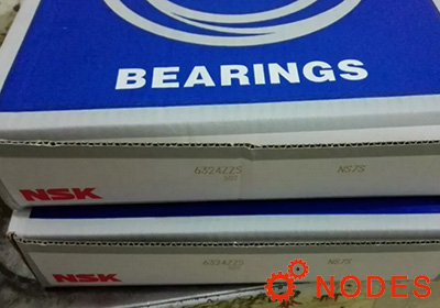 NSK 6324ZZS Deep groove ball bearings