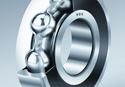NSK Deep Groove Ball Bearings Prelubricated BB with EA3 Grea
