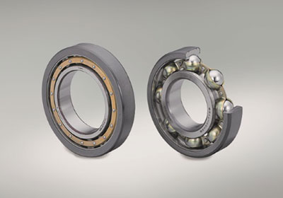 NSK PPS-resin coating insulated bearings for electric motor