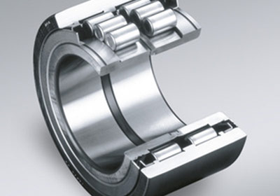 NSK Sealed-Clean Bearings for sintering pallet