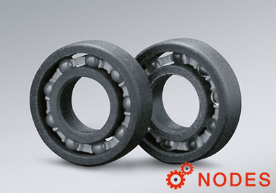 NSK high corrosion-resistant resin bearings
