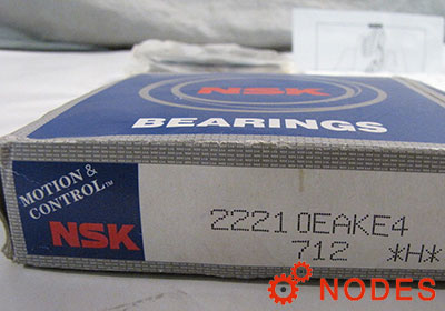 NSK 22210EAKE4 Spherical roller bearings | 50x90x23.0mm