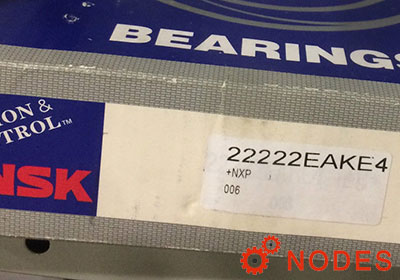 NSK 22222EAKE4 Spherical roller bearings | 110x200x53.0mm