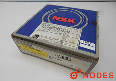 NSK 22320CAME4C3 Spherical roller bearings | 100x215x73.0mm