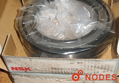 NSK 23026CDE4C3 Spherical roller bearings