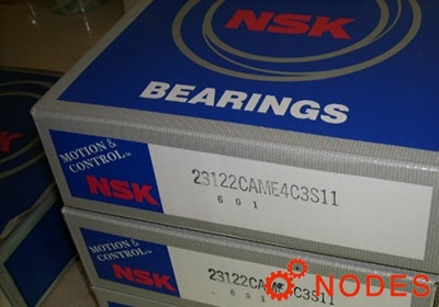 NSK 23122CAME4C3 Spherical roller bearings