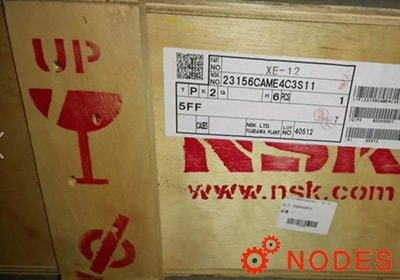 NSK 23156CAME4C3 Spherical roller bearings