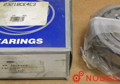 NSK 23218CE4C3 Spherical roller bearings | 90x160x52.4mm