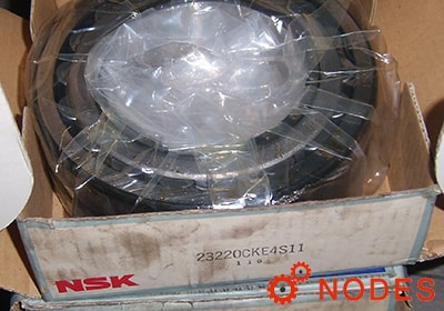 NSK 23220CKE4 Spherical roller bearings