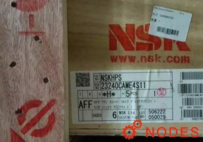 NSK 23240CAME4 Spherical roller bearings