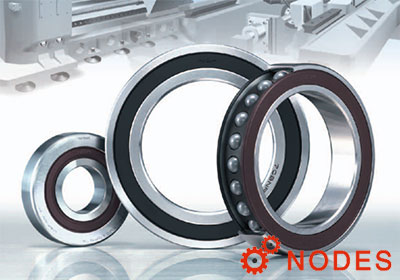 NSK super precision angular contact ball bearings