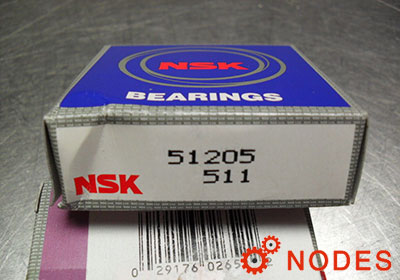 NSK 51205 Thrust Ball Bearings