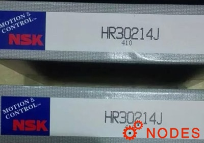 NSK HR30214J Tapered Roller Bearings