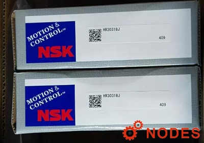 NSK HR30318J Tapered roller bearings