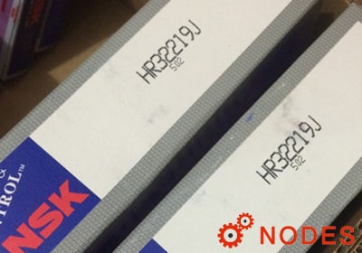NSK HR32219J Tapered roller bearings