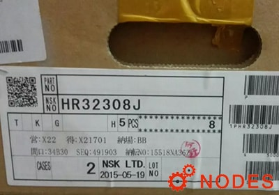 NSK HR32308J Tapered roller bearings