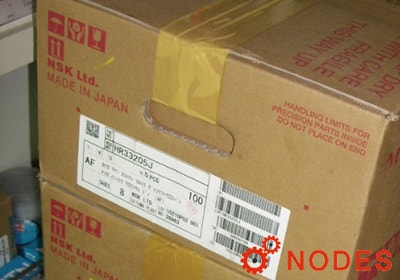 NSK HR33205J Tapered roller bearings