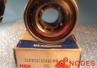 NSK 36BWD01B wheel bearing | 36x72.041x34mm