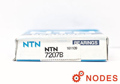 NTN 7207B bearings | 35x72x17mm