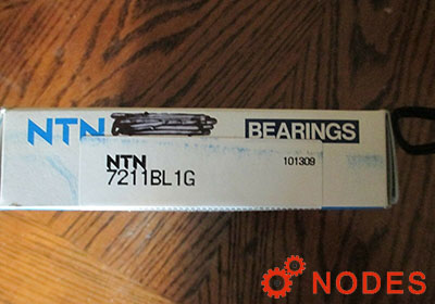 NTN 7211B bearings | 55x100x21m