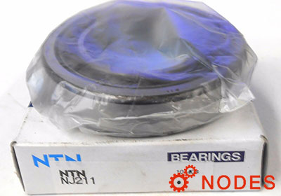 NTN NJ211 bearings | 55x100x21mm