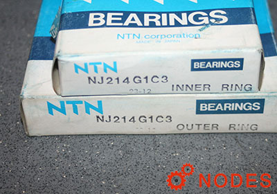 NTN NJ214 bearings | 70x125x24mm