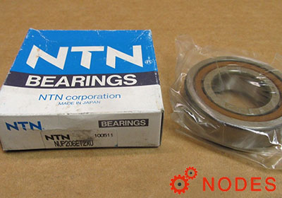 NTN NUP206E bearings | 30x62x16mm