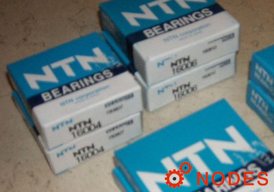 NTN 16004 bearings | 20x42x8mm