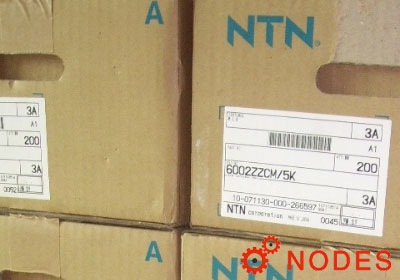 NTN 6002ZZ bearings | 15x32x9mm