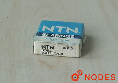 NTN 6003LLU bearings | 17x35x10mm