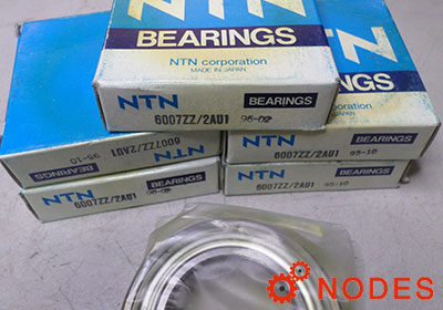 NTN 6007ZZ bearings | 35x62x14mm