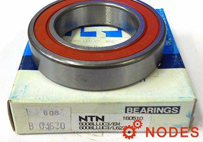 NTN 6008LLUC3 bearings | 40x68x15mm