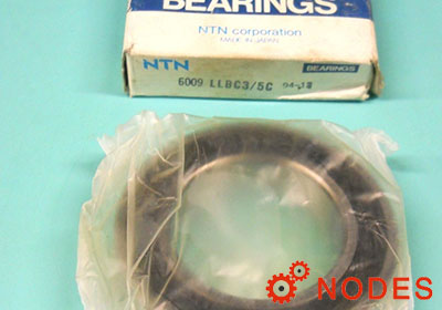 NTN 6009LLBC3 bearings | 45x75x16mm