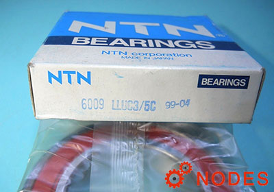 NTN 6009LLUC3 bearings | 45x75x16mm