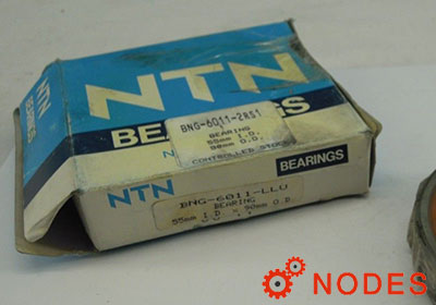 NTN 6011LLU bearings | 55x90x18mm