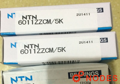 NTN 6011ZZ bearings | 55x90x18mm