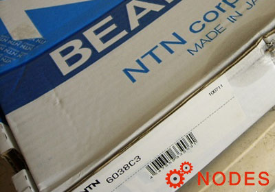 NTN 6038C3 bearings | 190x290x46mm
