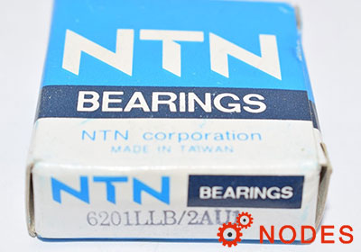 NTN 6201LLB bearings | 12x32x10mm